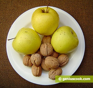 Ingredients for Stuffed Apples