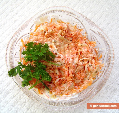 Ready Carrot Salad