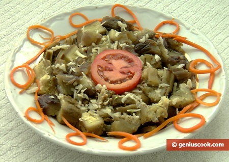 Ready Eggplant Salad