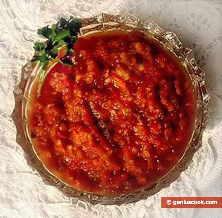 Ready Sauce Adjika
