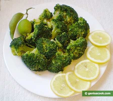 Boiled Broccoli