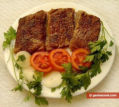 Ready Beefsteak