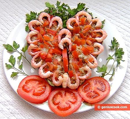"Салат для влюблённых ""San Valentino"""
