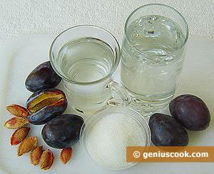 Ingredients for Amaretto