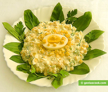 Ramson Salad
