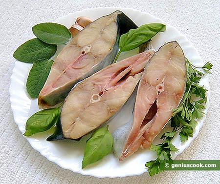 Raw Leerfish