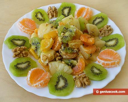 Fruit Mix with Walnut