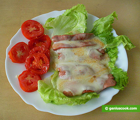 Sausages with Taleggio Cheese