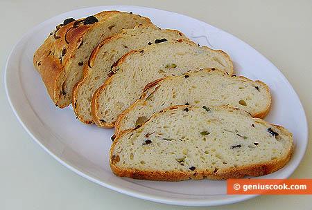 Italian Bread Slices