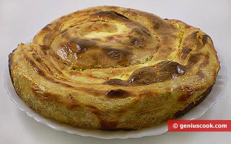 Cabbage Pie