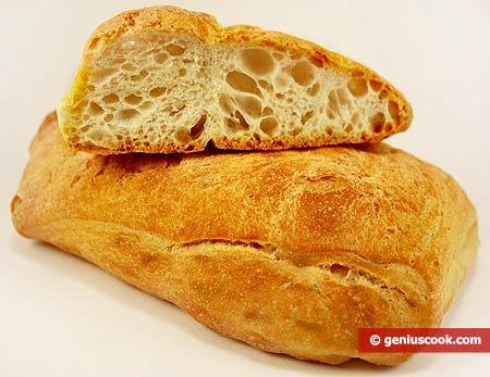 Bread with Crispy Crust