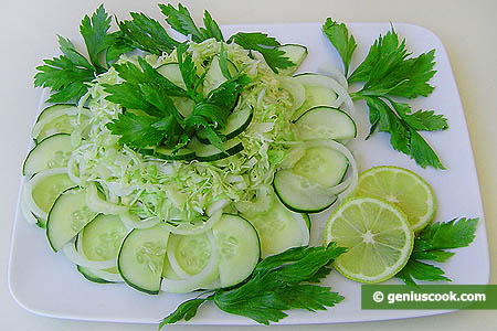 Slimming Salad