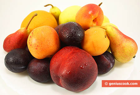 Fruits Are Rich in Vitamins and Antioxidants