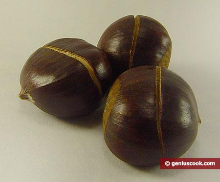 Made a Deep Cut Chestnuts