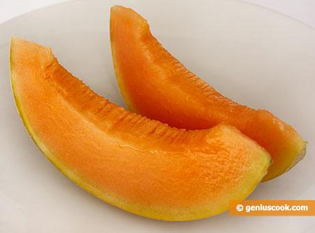 Melon Are Rich in Potassium