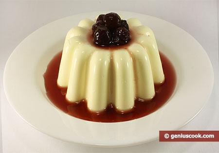 """Italian Dessert """"Panna Cotta"""""""