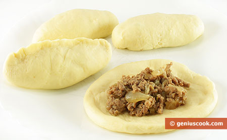Dough with Filling