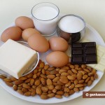 Ingredients for Esterhazy Cake