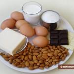 Ingredients for Esterhazy Cake