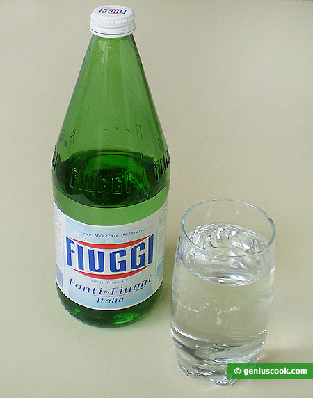 The Fiuggi Mineral Water
