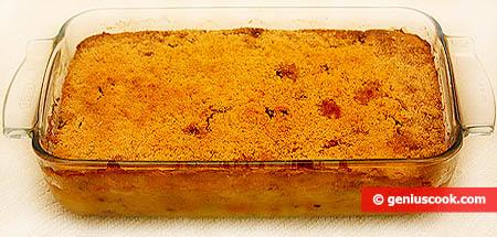 """Potato Cake """"Gatto di Patate"""""""