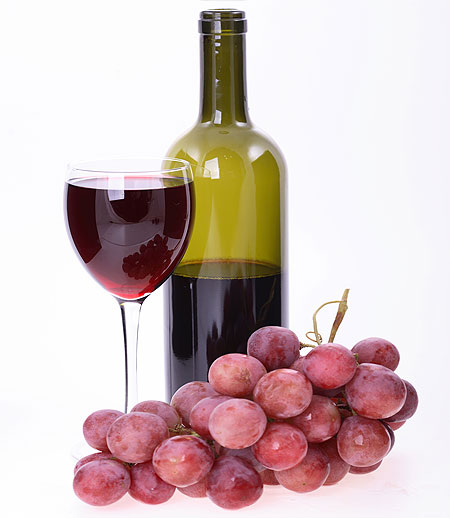 Red Wine Protects the Brain from Stroke | Culinary News ...