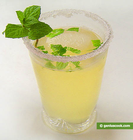 Mint Lemonade Recipe | Beverage & Cocktails | Genius cook - Healthy ...