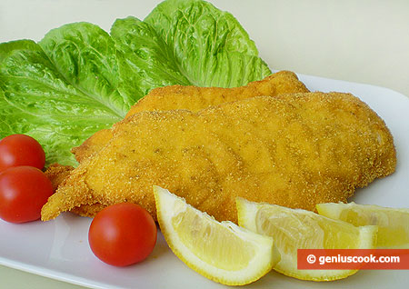 Chicken Fillet with Nutmeg and Spicy Herbs