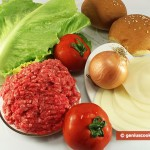 Ingredients for Hamburger