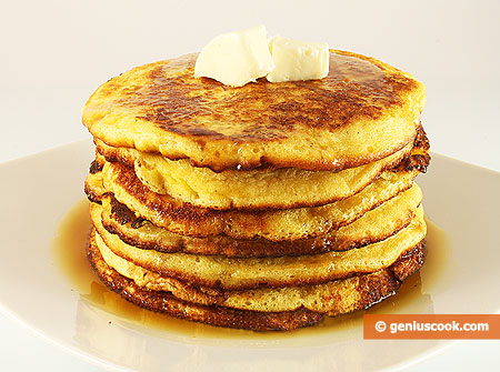 Pancakes American Way