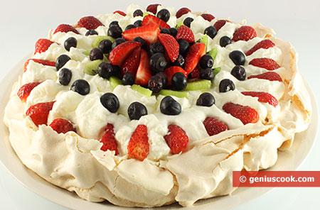Pavlov Cake