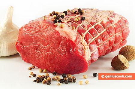 Ingredients for Roast Beef