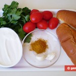 Ingredients for Crostini