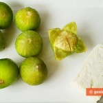 Ingredients for Figs Stuffed with Goat Cheese