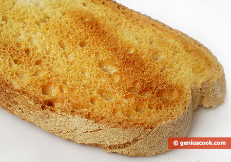 Fresh Toasts Smell of Happiness
