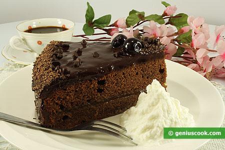 piece of cake Sachertorte