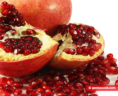 Pomegranate Juice to Halt Cancer Growth