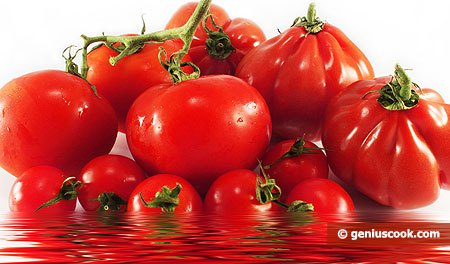 Tomatoes against Obesity