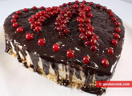 The Chocolate Cheesecake