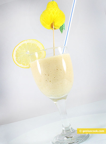 Banana Daiquiri Cocktail