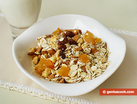 how to cook muesli in microwave