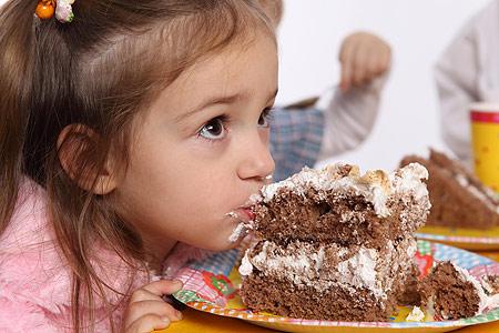 Children's health depends on nutrition