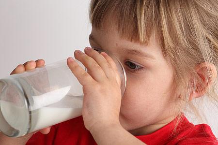 Milk Is Preferable for Children