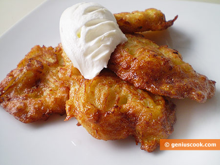 Potato Pancakes, aka Latkes, aka Potato Flapjacks, aka Draniks