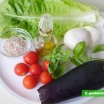 Ingredients for Mozzarella Buns