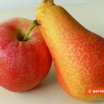 Apples and Pears Stave off Blood Stroke
