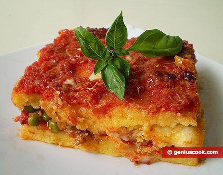 Pie - Polenta Pasticciata
