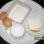 Ingredients for Wafer Rolls