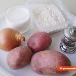 Ingredients for Potato Pancakes