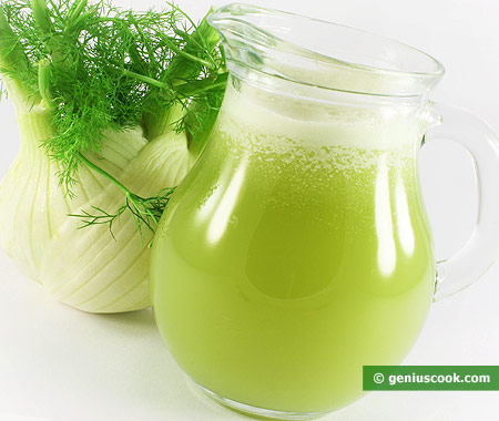 fennel and juice